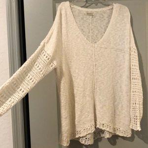 Lucky brand, sweater